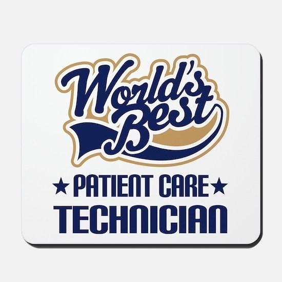Patient Care Technician Mousepad