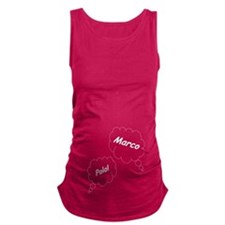 Marco Polo Twin Maternity Shirt Maternity Tank Top