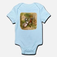 The Fox and Jemima Puddle-Duck Body Suit