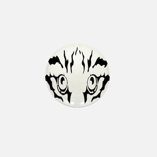 Searcing for true love Tiger eye Mini Button