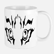 Searcing for true love Tiger eye Mugs