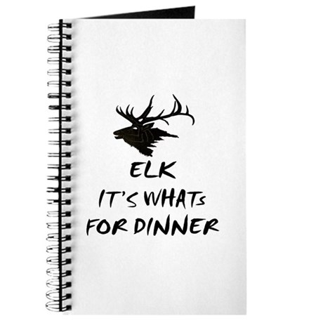 elk its whats for dinner Journal