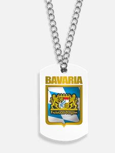 Bavarian Gold.png Dog Tags