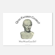 What Would Cicero Do? Postcards (Package of 8)