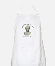 What Would Cicero Do? BBQ Apron