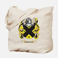 Purcell Coat of Arms (Family Crest) Tote Bag