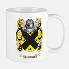 Purcell Coat of Arms (Family Crest) Mugs