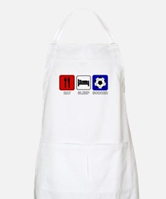 EAT SLEEP SOCCER Apron