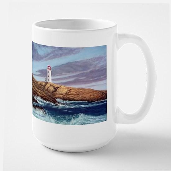 Peggy's Cove Lighthouse Mugs