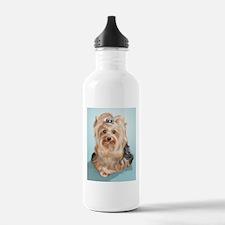 ByCatiaCho Yorkie LuLoo Water Bottle