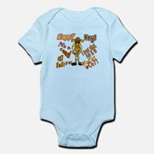 Happy HumP Day Infant Bodysuit