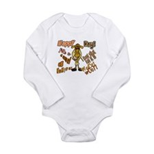 Happy HumP Day Long Sleeve Infant Bodysuit