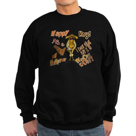 Happy HumP Day Sweatshirt (dark)