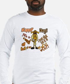 Happy HumP Day Long Sleeve T-Shirt