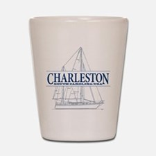 Charleston SC - Shot Glass