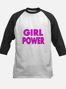 GIRL POWER 2 Baseball Jersey