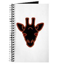 giraffe head 01 Journal