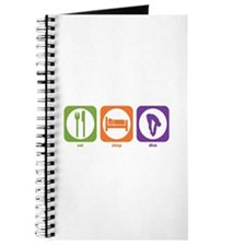 Eat Sleep Dive Journal