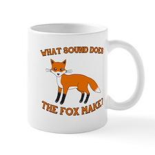 fox Vulpes vulpes Mugs