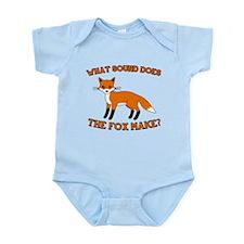 fox Vulpes vulpes Body Suit