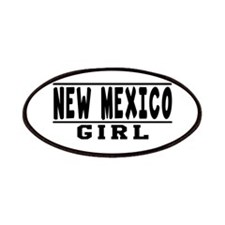 New Mexico Girl Designs Patches