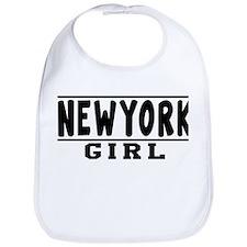 New York Girl Designs Bib