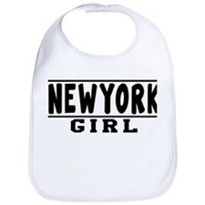 New York Girl Designs Bib