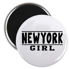 New York Girl Designs Magnet