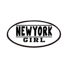 New York Girl Designs Patches
