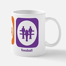 Eat Sleep Foosball Mug