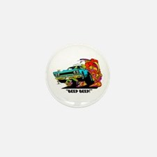 Beep Beep Mini Button (10 pack)