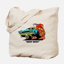 Beep Beep Tote Bag