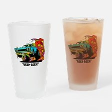 Beep Beep Drinking Glass