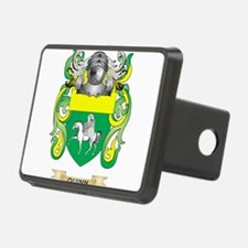 Quinn Coat of Arms (Family Crest) Hitch Cover