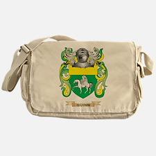 Quinn Coat of Arms (Family Crest) Messenger Bag