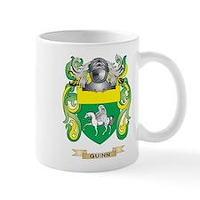 Quinn Coat of Arms (Family Crest) Mugs