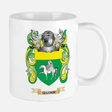 Quinn Coat of Arms (Family Crest) Mugs