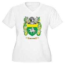 Quinn Coat of Arms (Family Crest) Plus Size T-Shir