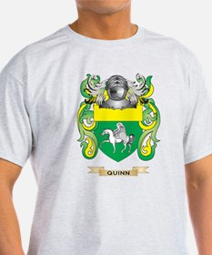 Quinn Coat of Arms (Family Crest) T-Shirt