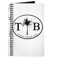 Tybee Island, GA Euro Sticker Journal