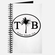 Tybee Island, GA Euro Sticker Journal