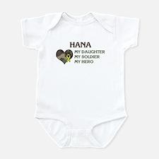 Hana: My Hero Infant Bodysuit