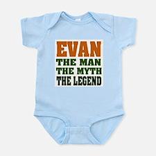 EVAN - the legend! Body Suit