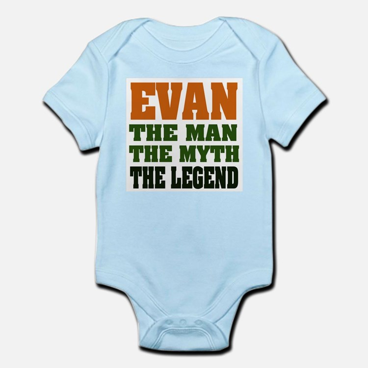 EVAN - the legend! Body Suit