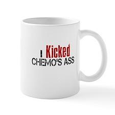 I Kicked Chemo's Ass Mug