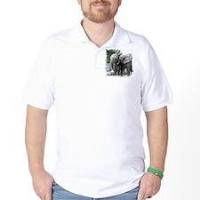 Elephone Love Kiss Peace and joy 3 T-Shirt