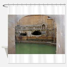 The Kings Bath Shower Curtain