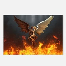 Angel and demon Postcards (Package of 8)