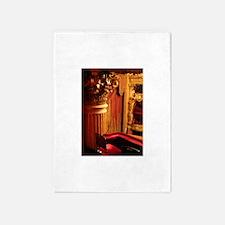 Opera Garnier Box 5 5'x7'Area Rug