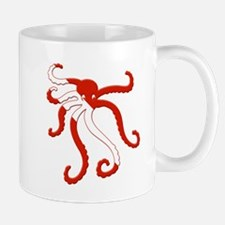 Octopus Diver Mug